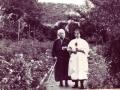 1972.08.31  p. Jadwiga Wodzyńska z siostrą Bronisławą Och
