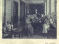 budynek w środku - jadalnia z Tygodnika Ilustrowanego 12.1897